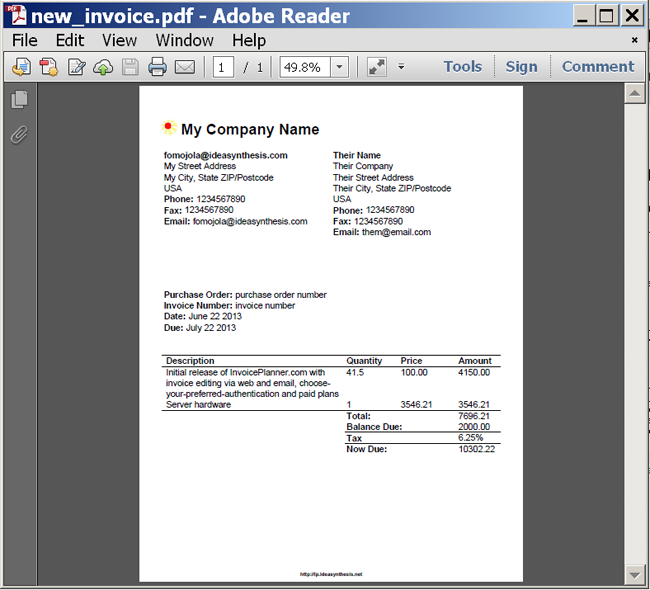 google chrome pdf printer add on